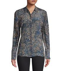 ori silk blouse