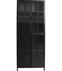 witryna metalowa loft warehouse 170 cm