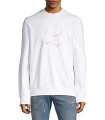 karl profile sweatshirt