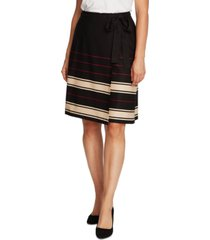 vince camuto side-tie skirt