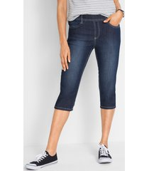 comfort stretch capri jegging