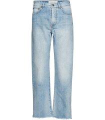 alexa jeans rechte jeans blauw by malina