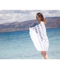 ozan premium home mediterranean pestemal beach towel bedding