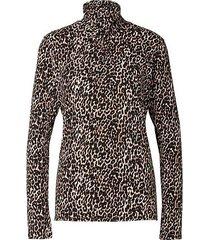 marc cain shirt met luipaardprint
