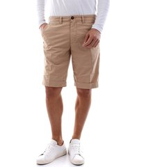 40weft sergent be 847 shorts and bermudas men beige
