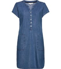 aminas dr dresses jeans dresses blauw part two