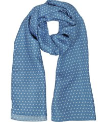 forzieri designer men's scarves, small paisley print twill silk men's scarf