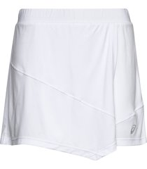 club w skort kort kjol vit asics