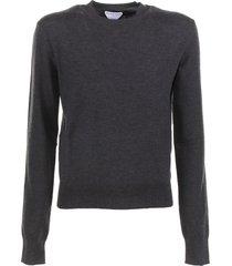 bottega veneta cashmere-blend knit jumper