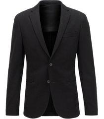 boss men's slim-fit blazer