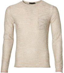 sale - antony morato pullover - slim fit - beige