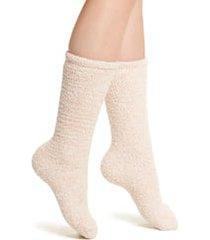 women's barefoot dreams cozychic socks, size one size - pink