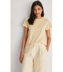 trendyol t-shirt - beige