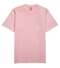 1905 collection traditional fit garment dyed slub t-shirt - big & tall clearance