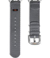 shinola nylon apple watch strap