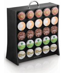 mind reader 50 capacity k-cup single serve coffee pod holder storage organizer
