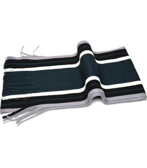sciarpa a maglia a maniche lunghe per uomo inverno sciarpa a maniche lunghe con stampa a maglia