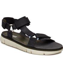 oruga sandal shoes summer shoes svart camper