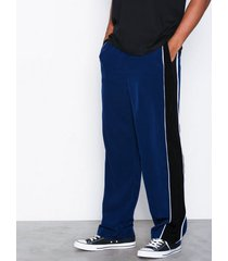 topman erin navy side pnl jogger byxor navy blue