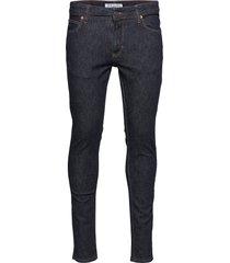 max rinse blue skinny jeans blå just junkies