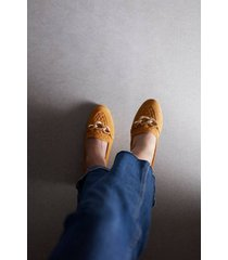 loafers braided
