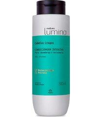 condicionador intensivo cabelos crespos lumina - 300ml