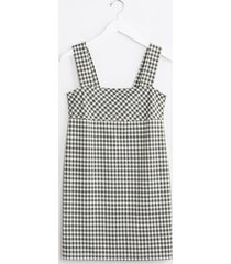 lou & grey lou & grey gingham ponte strappy dress