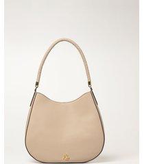 lauren ralph lauren shoulder bag lauren ralph lauren bag in textured leather