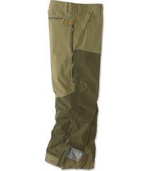 toughshell waterproof upland pants, 38, inseam: 33 inch