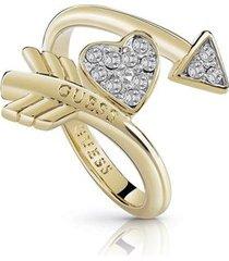 anillo guess cupid/ubr85013-54 - dorado