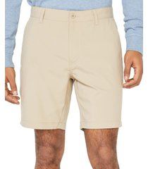 nautica men's navtech classic-fit performance golf shorts