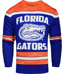 ncaa florida gators glow in the dark ugly sweater