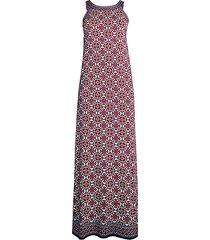 print long halter dress