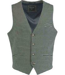bos bright blue kris waistcoat 19111kr14sb/340 green