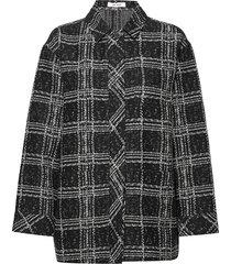 florina coat sommarjacka tunn jacka svart nué notes