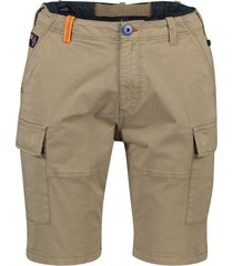 new zealand shorts heavy freight khaki
