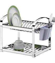 escorredor de pratos inox - brinox - brinox
