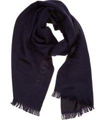 emporio armani trpx wool scarf