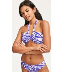 beach break bandeau bikini top