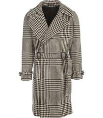 tagliatore baldwin coat w/belt