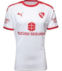 camiseta blanca puma independiente alt. 2019/20