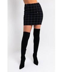 akira i can't take it mini skirt