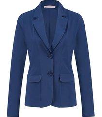 blazer clean classic blauw