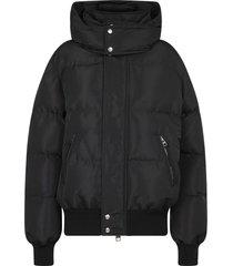 alexander mcqueen padded jacket