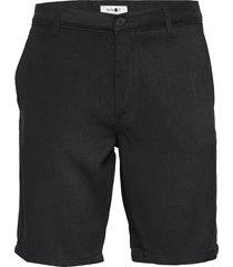 crown shorts 1363 shorts chinos shorts svart nn07