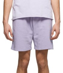 "kuwallatee men's 7"" baggy sweat shorts"