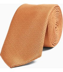 mens brown camel tie