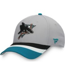 authentic nhl headwear san jose sharks special edition adjustable cap
