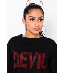 akira devilish ways devil horns headband