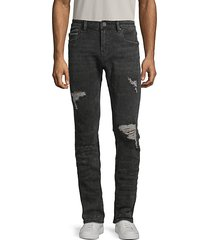 core rocker cotton slim jeans